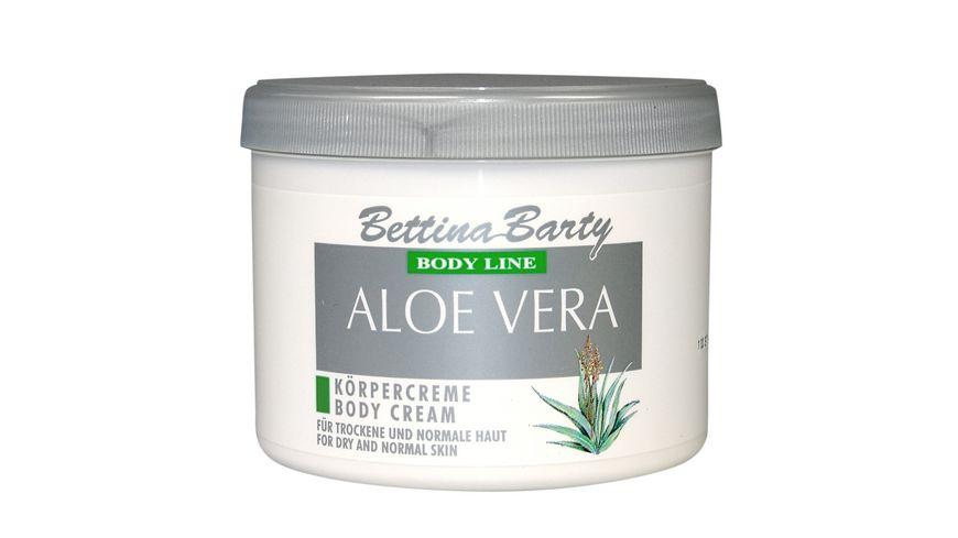 Bettina Barty Bodycream Aloe Vera