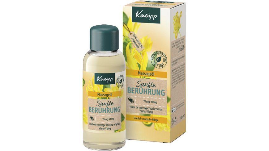 KNEIPP Massageöl Sanfte Berührung - Ylang-Ylang 100 ml
