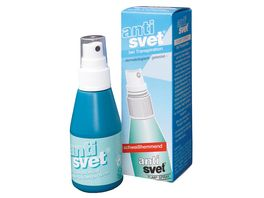 anti svet Pump Deospray