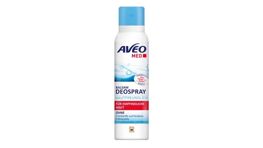 AVEO MED PH Deospray Balsam