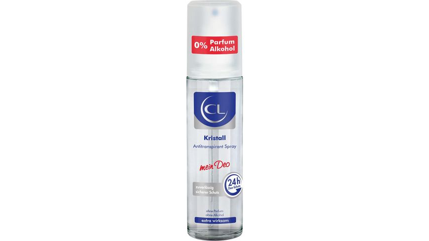CL Deo Kristall Mineral Spray