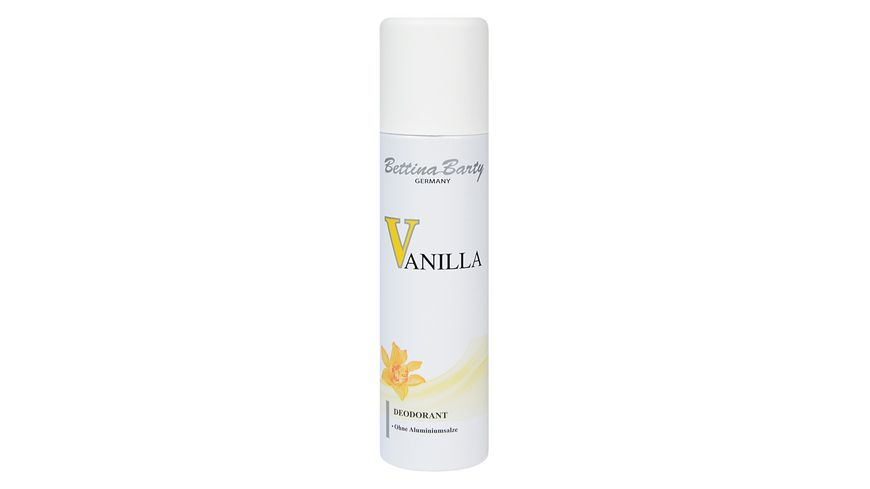 Bettina Barty Vanilla Deo Aerosolspray