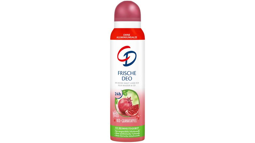 CD Deo Spray Granatapfel