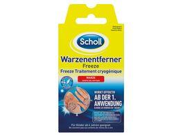 Scholl Freeze Warzen Entferner 16 Stueck
