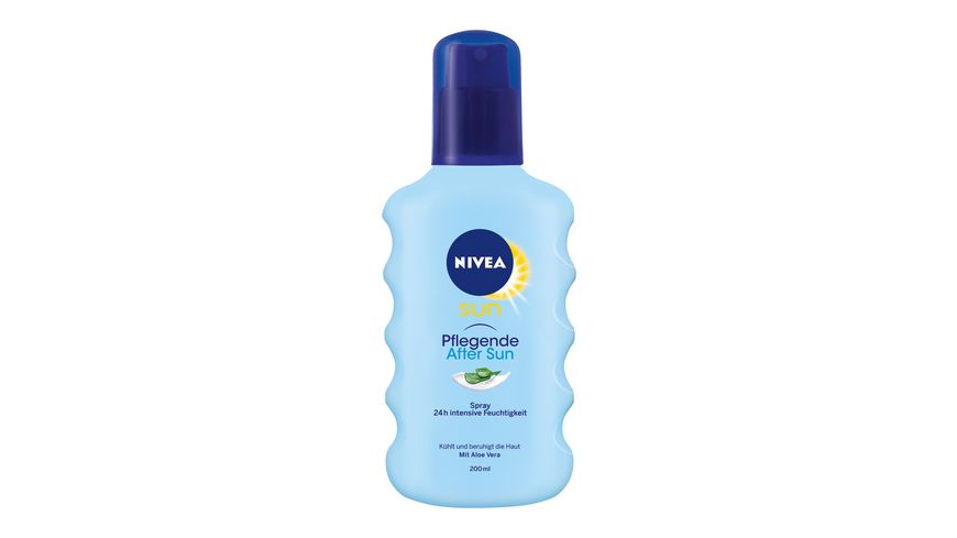 NIVEA sun After Sun Spray kuehlend