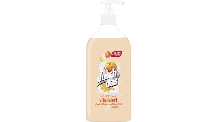 duschdas Dusche Vitalisierend