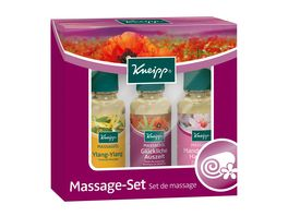 Kneipp Massage Set