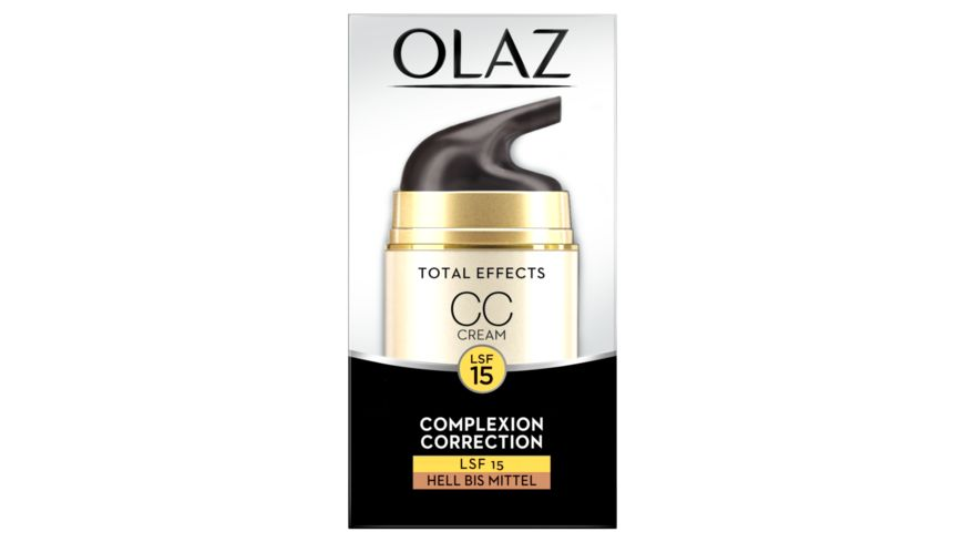 OLAZ Total Effects CC Cream Hell