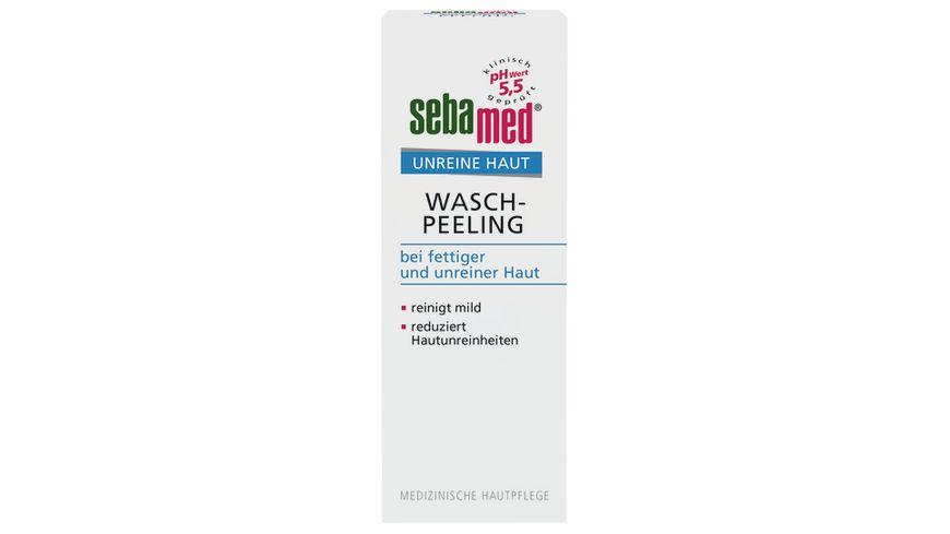 sebamed Unreine Haut Wasch Peeling