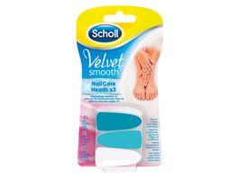 Scholl Velvet Smooth Nagelpflege Aufsaetze Pink