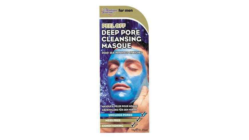 Montagne Jeunesse Maske Peel Off Men