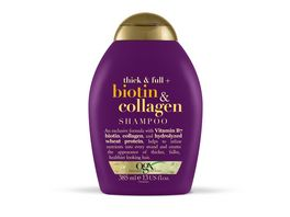 ogx Shampoo Thick Fill Biotin Collagen