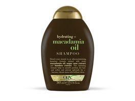 ogx Shampoo Hydration Macadamia Oil