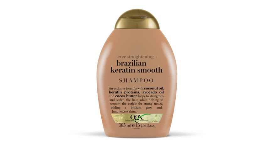 ogx Shampoo Brazilia Kreatin Smooth