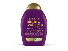 ogx Spuelung Thick Full Biotin Callagen