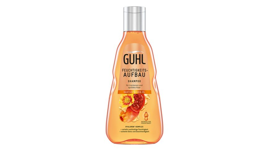 GUHL Feuchtigkeits Aufbau Shampoo