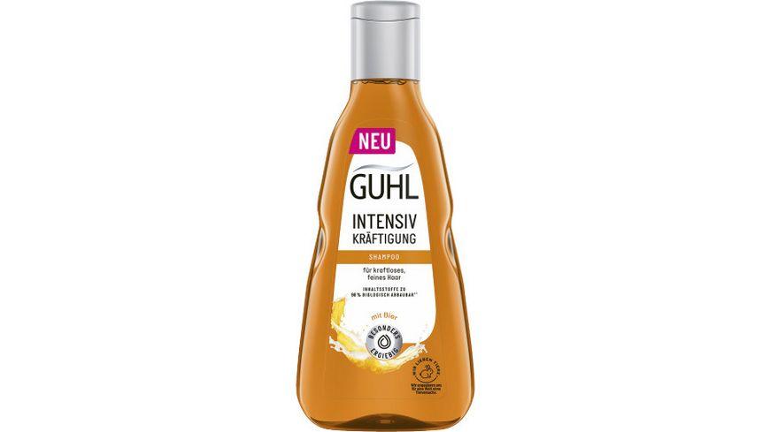 GUHL Intensive Kraeftigung Shampoo