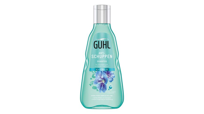 GUHL Shampoo Anti Schuppen Blaue Malve