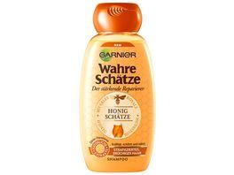 GARNIER Wahre Schaetze Shampoo Honig Geheimnisse
