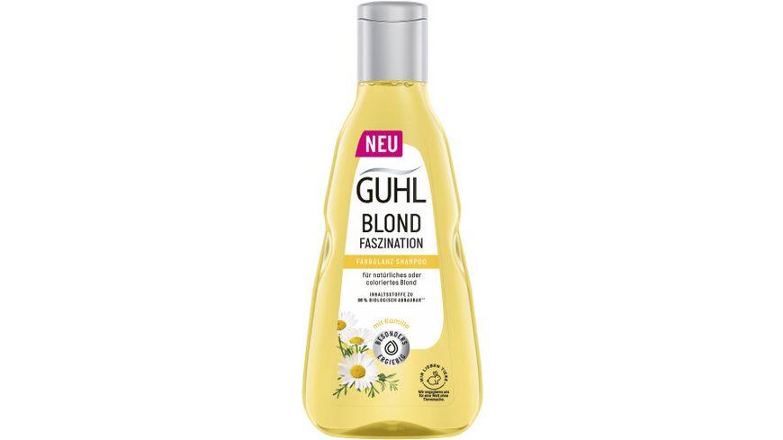 GUHL Blond Faszination Shampoo