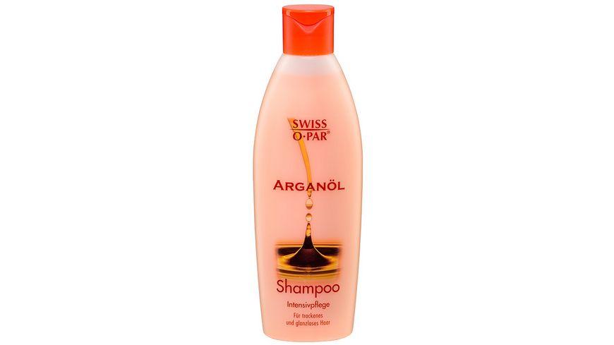 SWISS O PAR Shampoo Arganoel