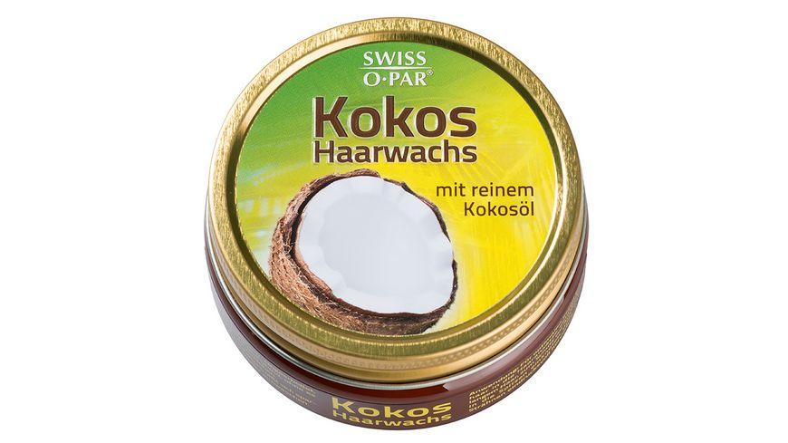 SWISS O PAR Styling Wax Kokos