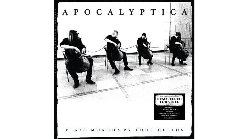Plays Metallica 20th Anniversary Edition 2LP CD