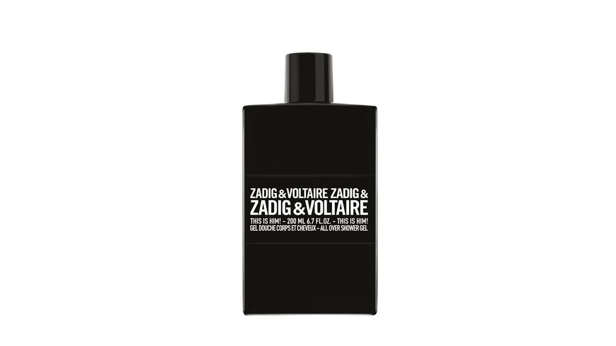 ZADIG VOLTAIRE THIS IS HIM SHOWERGEL