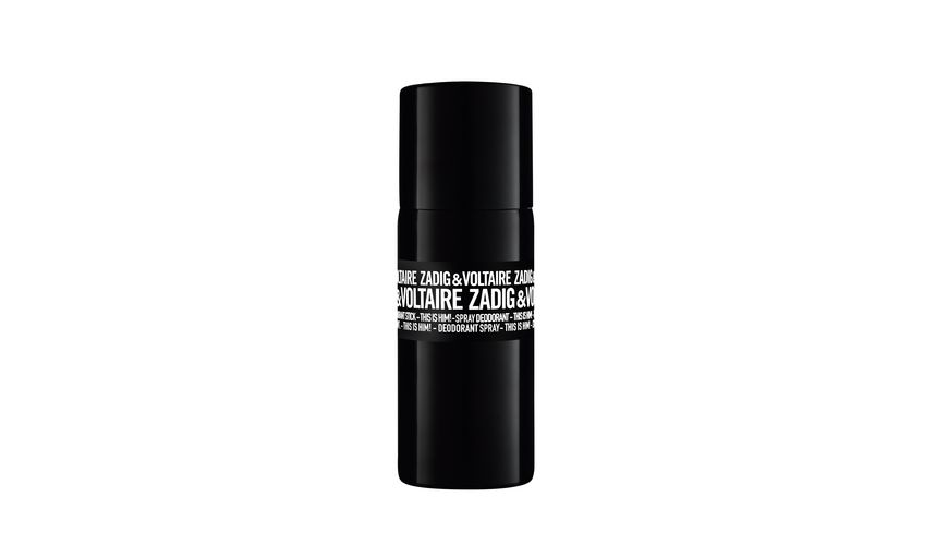 ZADIG VOLTAIRE THIS IS HIM Deostick