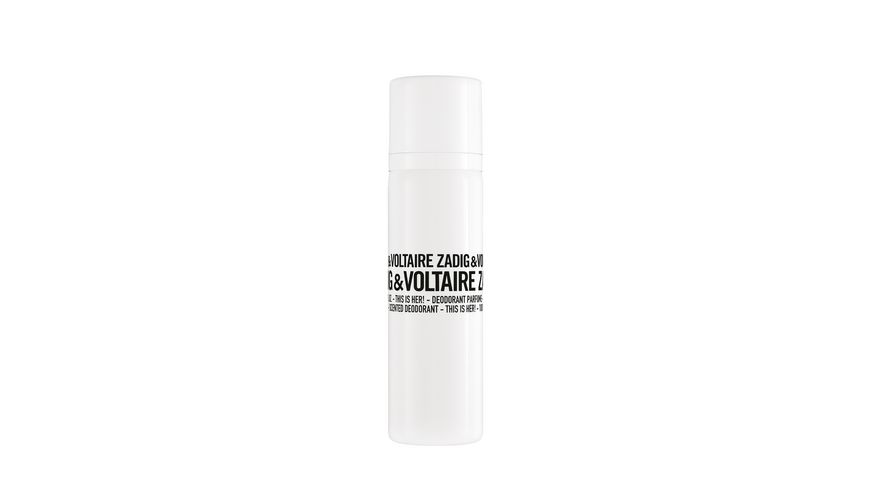 ZADIG VOLTAIRE THIS IS HER Deo Spray