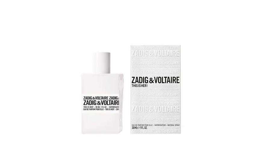 ZADIG VOLTAIRE THIS IS HER Eau de Parfum