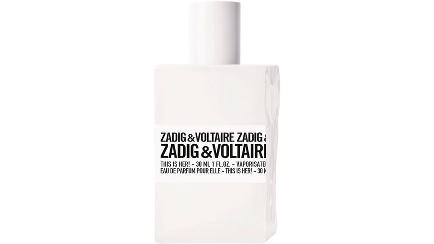 ZADIG&VOLTAIRE THIS IS HER! Eau de Parfum