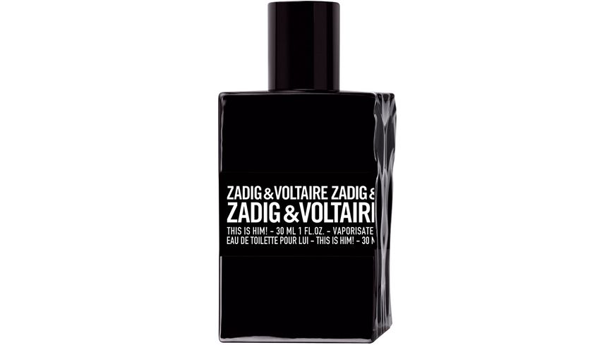 ZADIG VOLTAIRE THIS IS HIM Eau de Toilette