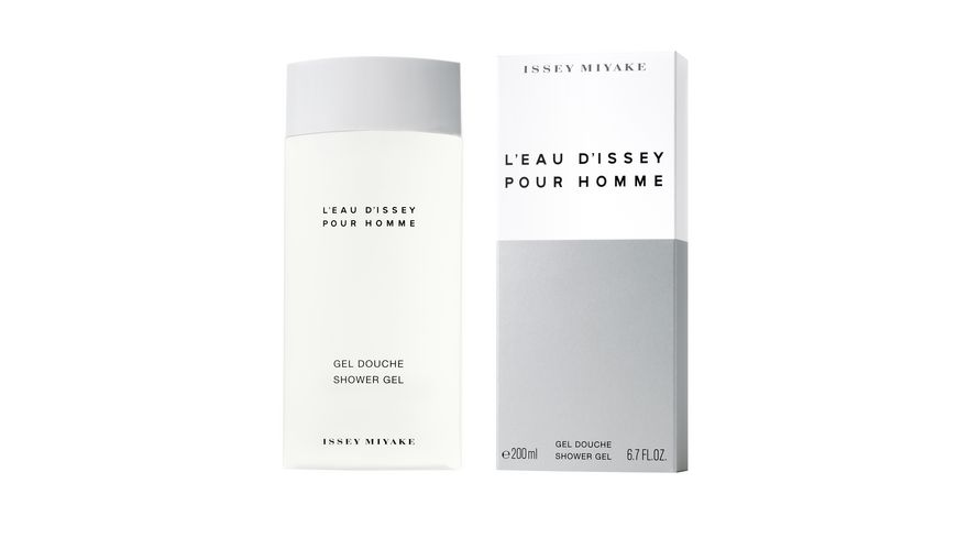ISSEY MIYAKE L Eau d Issey pour Homme Duschgel