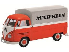 Schuco VW T1b Pritsche Maerklin 1 87
