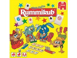 Jumbo Spiele Original Rummikub Mein erstes Rummikub
