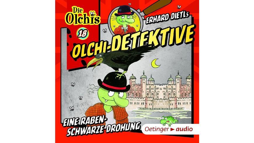Olchi Detektive 18 Eine rabenschwarze Drohung