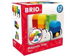 BRIO Infant Neuer Holz Magnet Zug