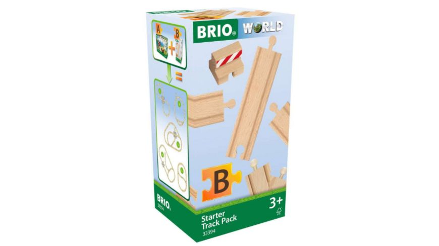 BRIO Bahn Schienen Starter Pack B