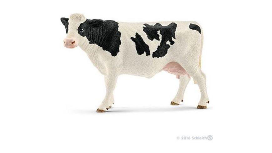 Schleich Farm World Bauernhoftiere Kuh Schwarzbunt