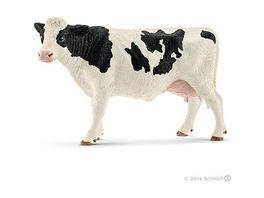 Schleich 13797 Farm World Bauernhoftiere Kuh Schwarzbunt