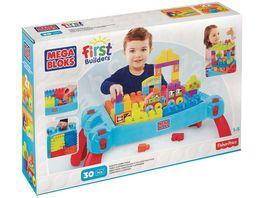 Fisher Price Mega Bloks First Builders Bau und Spieltisch