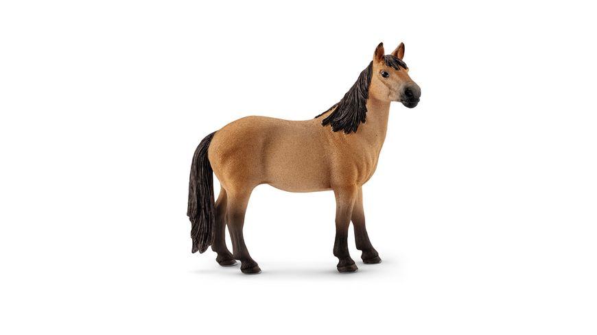 Schleich 42195 Farm World Pferdestall mit Pferden und Zubehoer