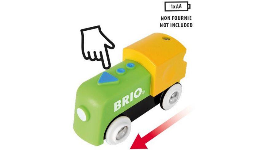 BRIO Bahn Meine erste BRIO Batterielok