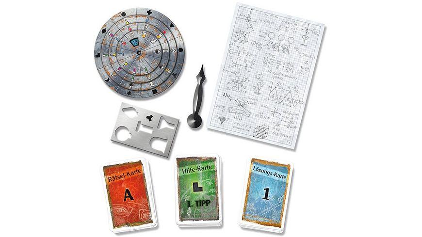 KOSMOS EXIT Das Spiel Das geheime Labor