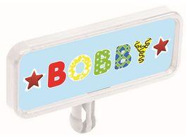 BIG Bobby Car Nummernschild My Own Plate