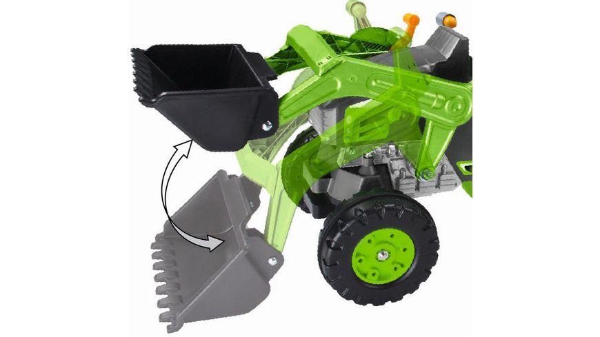 BIG Tractor Jim Loader Trailer