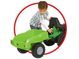 BIG Tractor Trailer gruen
