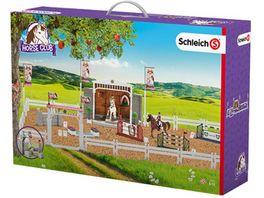 Schleich Horse Club Grosses Reitturnier mit Pferden