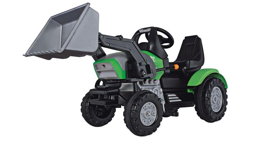 BIG Tractor John XL Loader